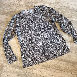 Leopard Thermal Shirt